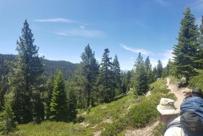 Donner Summit to White Rock Lake