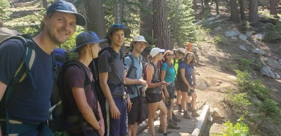 Five Lakes to Donner Pass via the Pacific Crest Trail