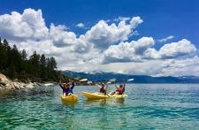 Kayaking and Hiking Multisport
