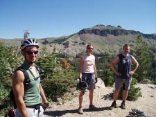 Hiking and Mountain Biking Combination