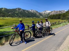 Hiking and Mountain Biking Multisport