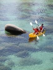 Kayaking and Mountain Biking Adventure