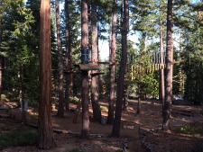 High Ropes Courses