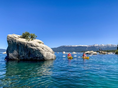 Lake Tahoe Kayak Tours