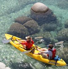 Sand Harbor Kayak Tour