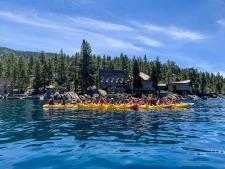 Thunderbird Lodge Kayak Tour