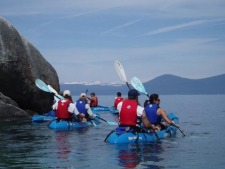 Historical West Shore Kayak Tour