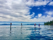 North Shore Stand Up Paddleboard Tour
